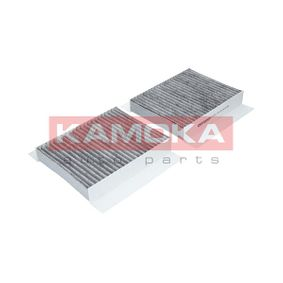 F502501 Filter, interior air KAMOKA - Experience and discount prices