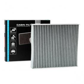 Köp och ersätt Filter, kupéventilation KAMOKA F503801