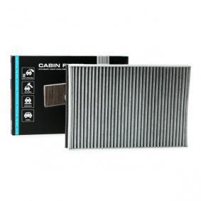 Купете KAMOKA филтър с активен въглен Филтър, въздух за вътрешно пространство F505001 евтино