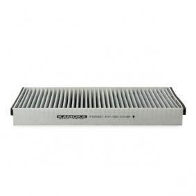 F505001 Филтър, въздух за вътрешно пространство KAMOKA - на по-ниски цени