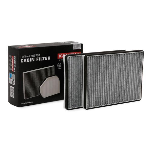 KAMOKA Filter, Innenraumluft F505701