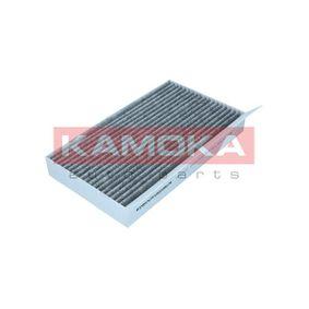 F509101 KAMOKA Breite: 173mm, Höhe: 35mm, Länge: 264mm Filter, Innenraumluft F509101 günstig kaufen