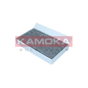 F509101 Filter, Innenraumluft KAMOKA Erfahrung