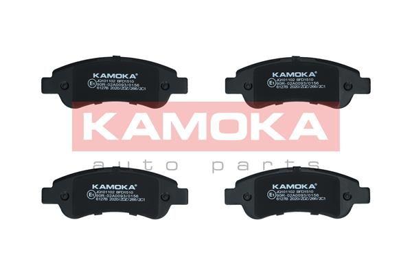 Bremsklötze KAMOKA JQ101102