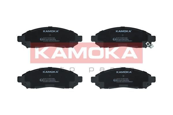 Bremsbelagsatz KAMOKA JQ101110