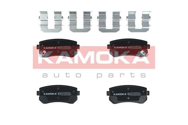 KAMOKA Brake Pad Set, disc brake JQ101146