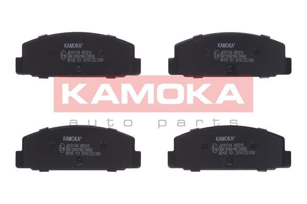 MAZDA RX-7 1997 Tuning - Original KAMOKA JQ101744 Höhe: 39mm, Breite: 108mm, Dicke/Stärke: 13,7mm