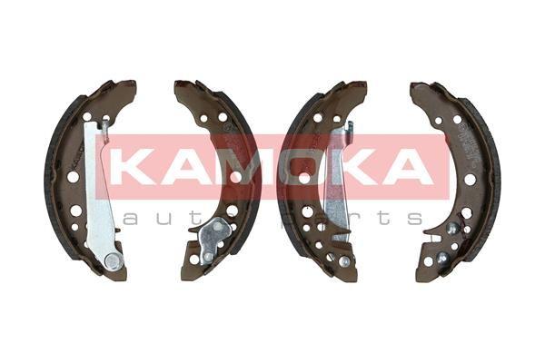 650126 KAMOKA Ø: 180mm, mit Hebel Breite: 31mm Bremsbackensatz JQ202002 günstig kaufen