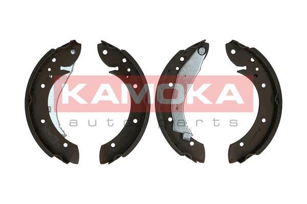 650341 KAMOKA Ø: 229mm, mit Hebel Breite: 42mm Bremsbackensatz JQ202015 günstig kaufen
