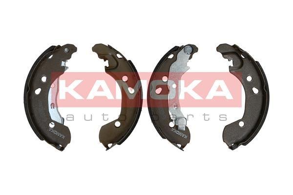 650454 KAMOKA Ø: 203mm, mit Hebel Breite: 38mm Bremsbackensatz JQ202052 günstig kaufen