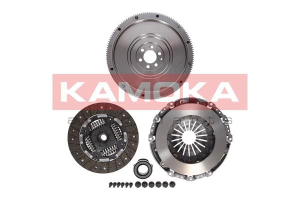Clutch set KC015 KAMOKA — only new parts