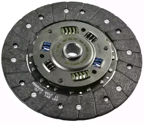 Buy original Clutch plate SACHS 1862 348 031