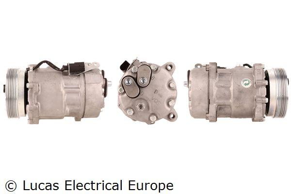 Original LEXUS Klimakompressor ACP107