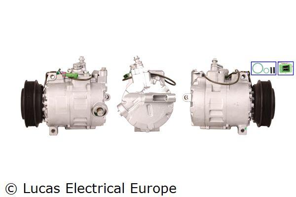 LUCAS ELECTRICAL Klimakompressor ACP118