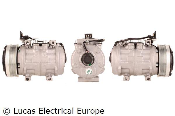 Klimakompressor LUCAS ELECTRICAL ACP125