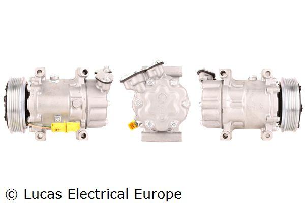 LUCAS ELECTRICAL Klimakompressor ACP144