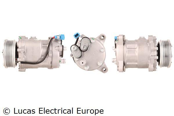 Kompressor Klimaanlage LUCAS ELECTRICAL ACP146