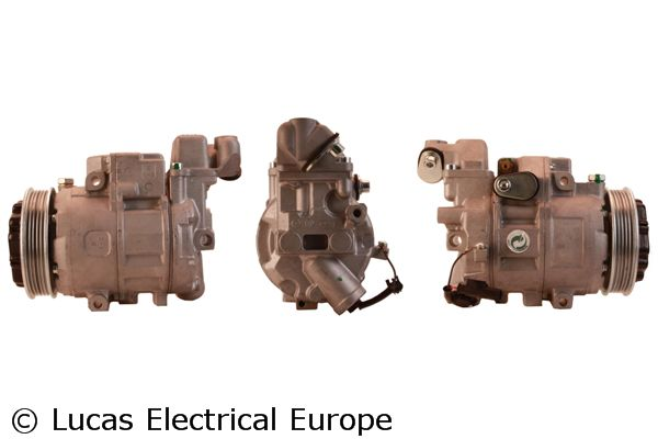 Klimakompressor LUCAS ELECTRICAL ACP154