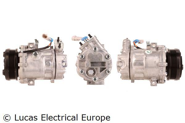 Kompressor Klimaanlage LUCAS ELECTRICAL ACP165