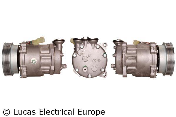 Original HONDA Kompressor ACP169