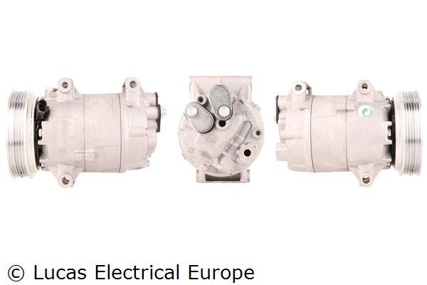 ACP193 LUCAS ELECTRICAL PAG 46 Riemenscheiben-Ø: 130mm Kompressor, Klimaanlage ACP193 günstig kaufen