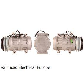 ACP194 LUCAS ELECTRICAL PAG 46 Riemenscheiben-Ø: 130mm Kompressor, Klimaanlage ACP194 günstig kaufen