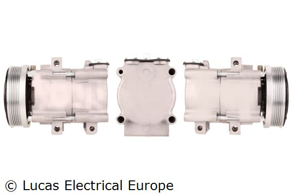 Original LEXUS Kompressor Klimaanlage ACP207