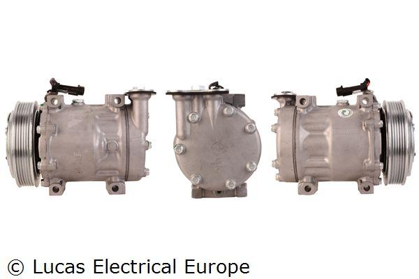 Original LANCIA Klimakompressor ACP208