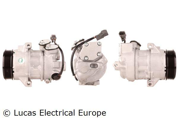 OE Original Kompressor Klimaanlage ACP219 LUCAS ELECTRICAL