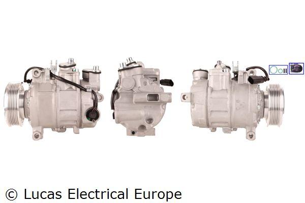 LUCAS ELECTRICAL Klimakompressor ACP232