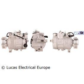 ACP232 LUCAS ELECTRICAL PAG 46, mit Dichtungen Riemenscheiben-Ø: 100mm Kompressor, Klimaanlage ACP232 günstig kaufen