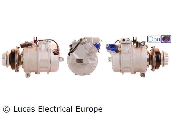 OE Original Kompressor ACP233 LUCAS ELECTRICAL