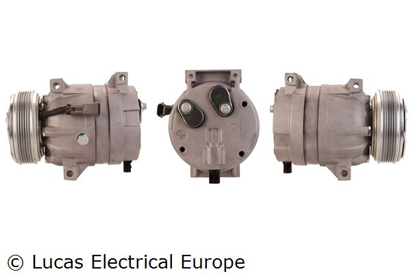 LUCAS ELECTRICAL Klimakompressor ACP257