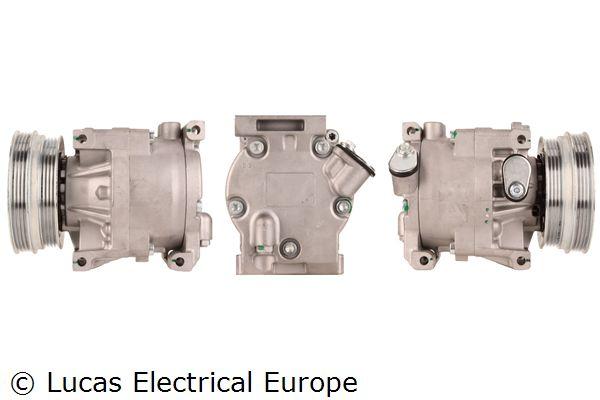 Original LANCIA Kompressor Klimaanlage ACP281