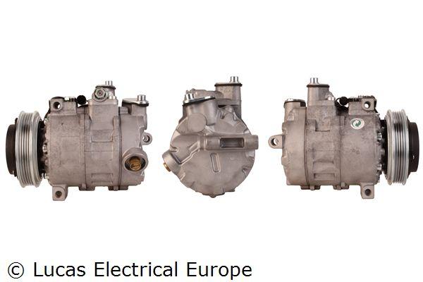Original LAND ROVER Klimakompressor ACP288