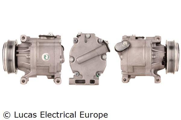 Original LANCIA Klimakompressor ACP296