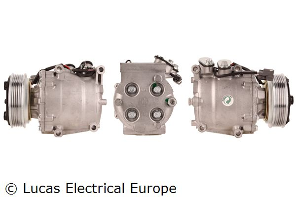 Original HONDA Klimakompressor ACP307