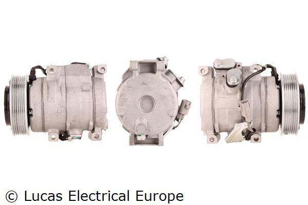 LUCAS ELECTRICAL: Original Kompressor ACP315 (Riemenscheiben-Ø: 120mm)