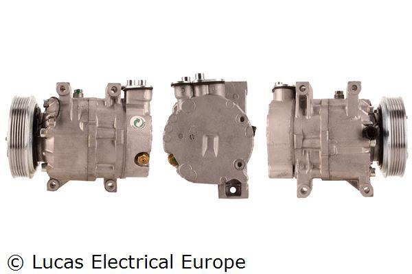 Compressore, Climatizzatore LUCAS ELECTRICAL ACP322 Recensioni