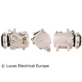 ACP323 LUCAS ELECTRICAL PAG 100 Riemenscheiben-Ø: 110mm Kompressor, Klimaanlage ACP323 günstig kaufen