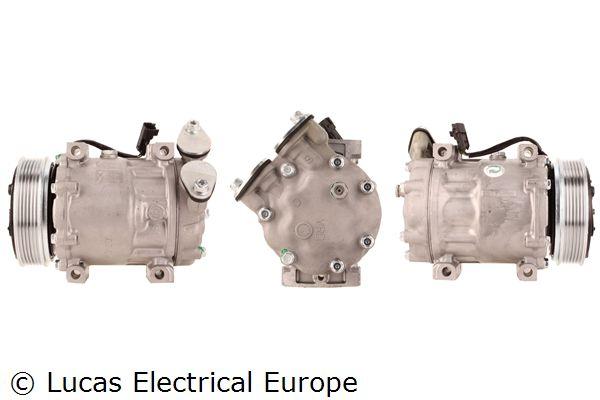 Kompressor Klimaanlage LUCAS ELECTRICAL ACP326