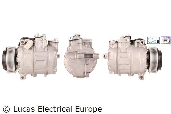 Kompressor Klimaanlage LUCAS ELECTRICAL ACP335