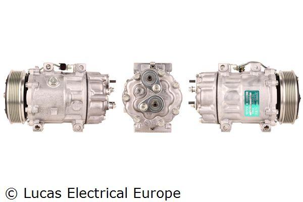 Klimakompressor LUCAS ELECTRICAL ACP344
