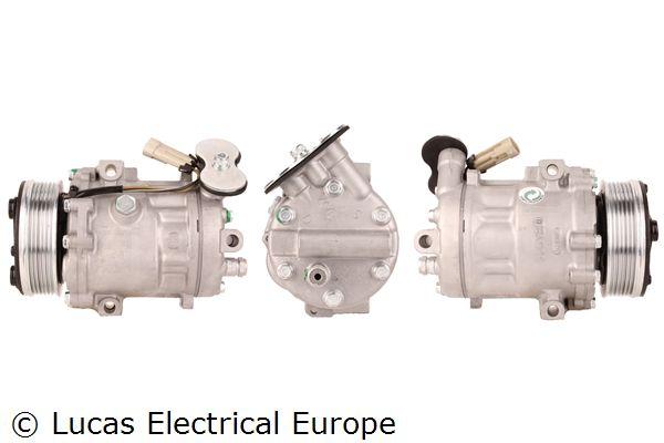 Klimakompressor LUCAS ELECTRICAL ACP347