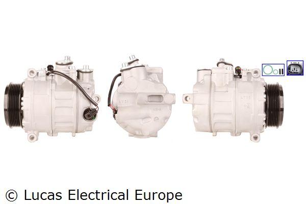 Kompressor Klimaanlage LUCAS ELECTRICAL ACP384