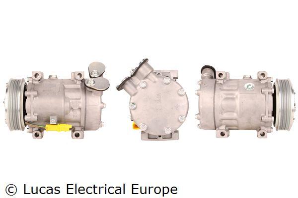 OE Original Klimakompressor ACP398 LUCAS ELECTRICAL