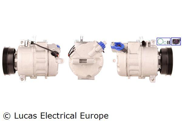 Klimakompressor LUCAS ELECTRICAL ACP405