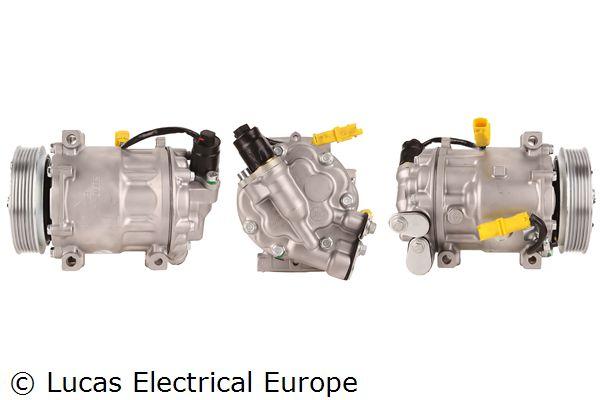 LUCAS ELECTRICAL Klimakompressor ACP416