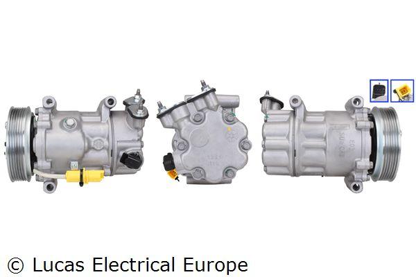 OE Original Klimakompressor ACP469 LUCAS ELECTRICAL