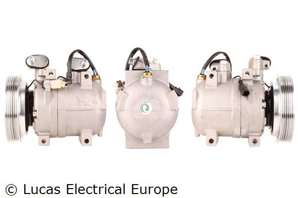 LUCAS ELECTRICAL: Original Kompressor ACP473 (Riemenscheiben-Ø: 142mm)